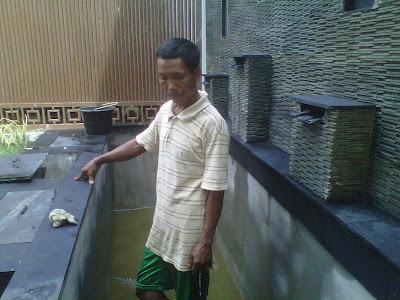 kolam minimalis ,kolam air mancur ,kolam relief,tukang
