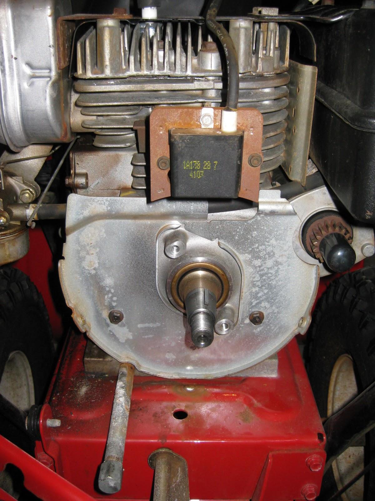 George Stone  Alternator Installation On Tecumseh Hmsk80