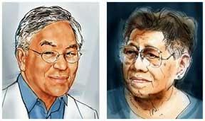 Dr. Ihaleakalá Hew Len e a Kahuna Morrnah Simeona