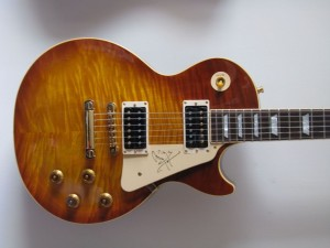 Tanda Tangan Jimmy Page