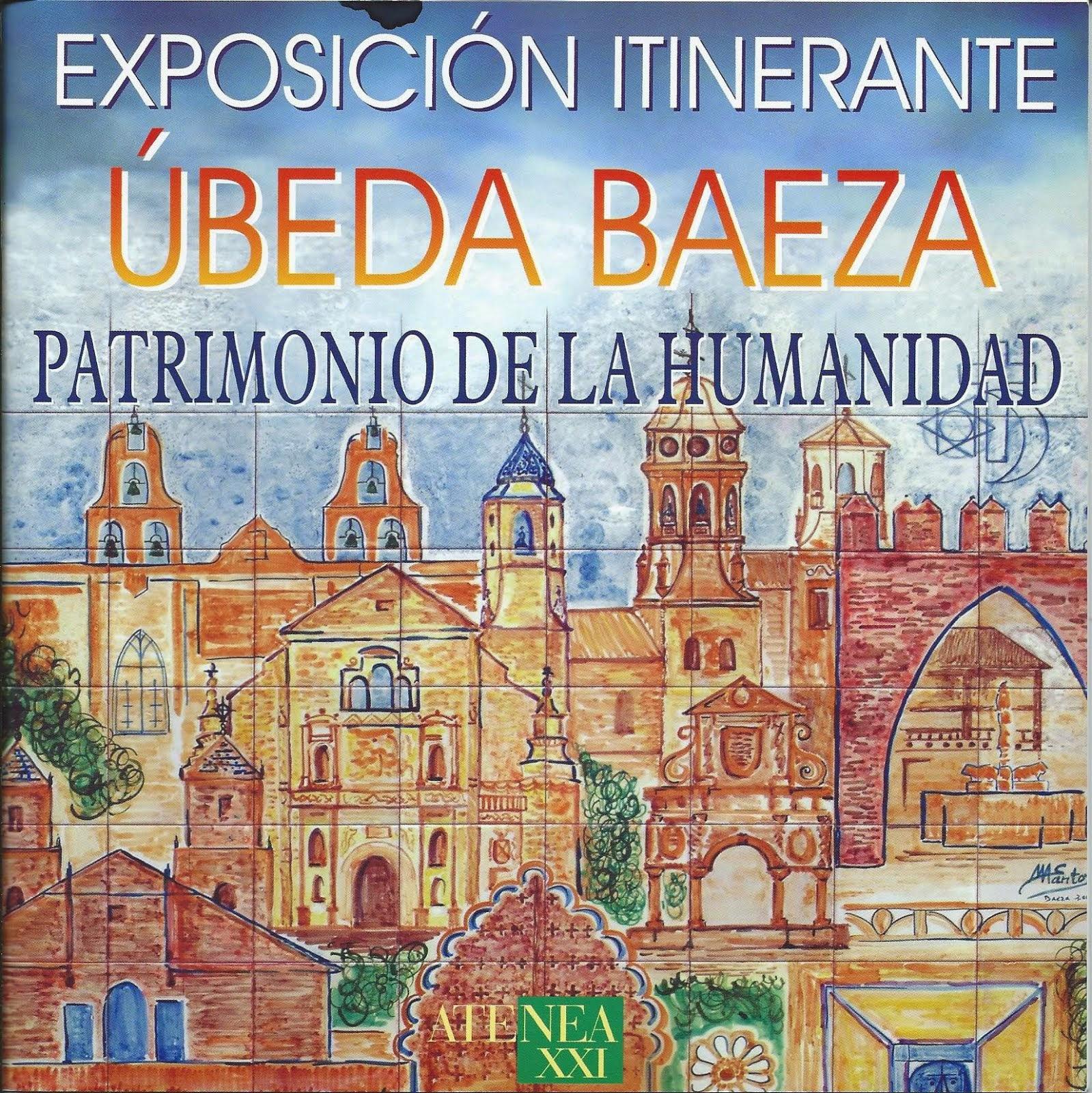 """2004 """"Ubeza y Baeza Patrimonio de la Humanidad"""""""