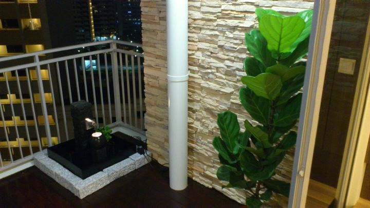 Stormtrooper Interior Design Balcony