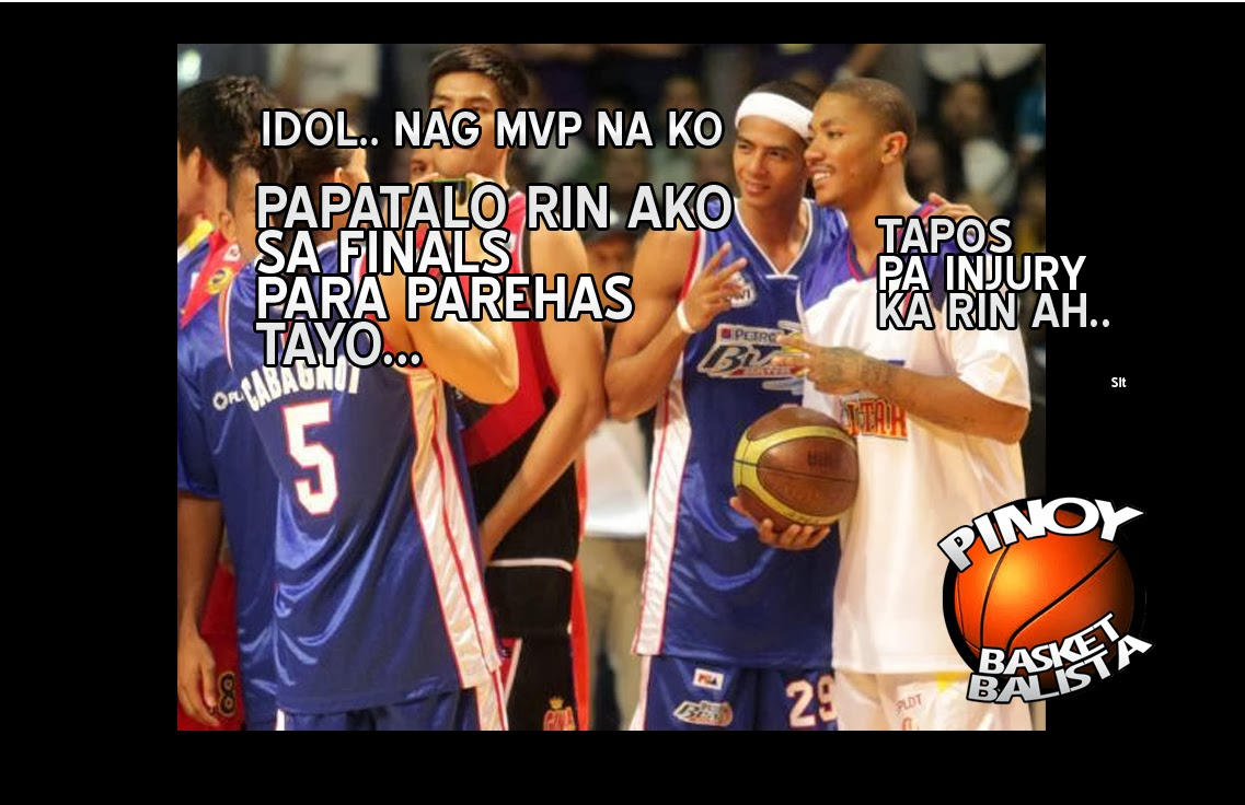 Arwind Santos is the PBA 2013 MVP - YEHEEYY... WHHAAT?? | Pinoy BasketBalista