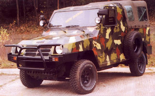Romanian Car ARO Dragon