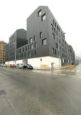 Edificio Vivazz Viviendas La Mayacina Mieres Asturias