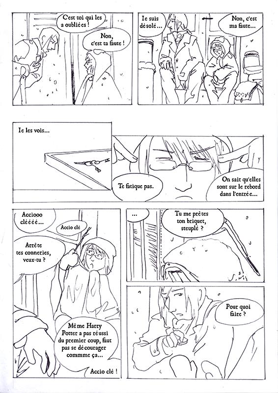 Les Clefs de chez soi, page 8 (Astate)