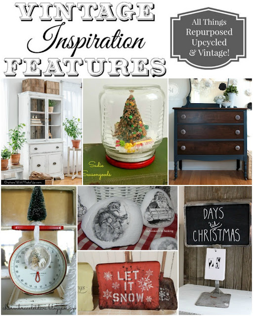 Vintage Inspiration Party Features at KnickofTime.net