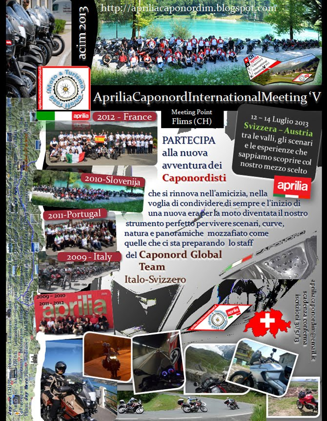 ACIM'V - 2013 - Svizzera - We are seeking for you at FLIMS!!