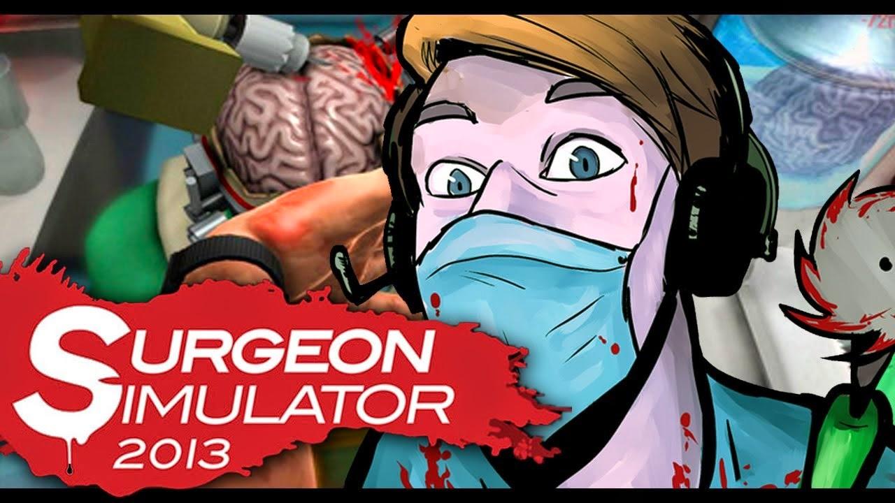Free Download Surgeon Simulator 2013 PC Game