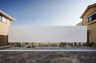 Casa con Espacios Verdes y Privados en Japón