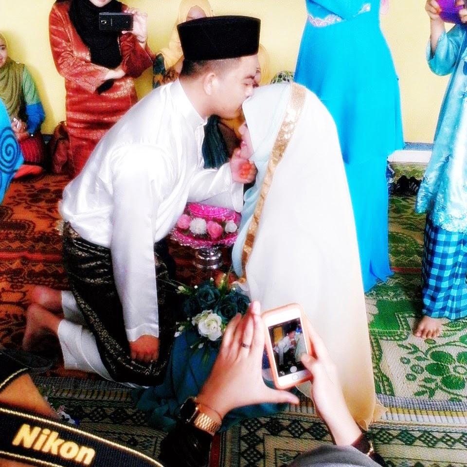 ♥ Mr.Azrie & Mrs Sa ♥