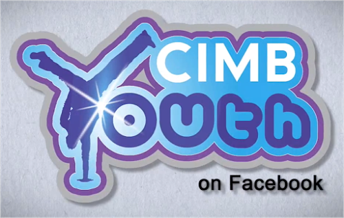 CIMB Youth 'Peek & Win' Contest