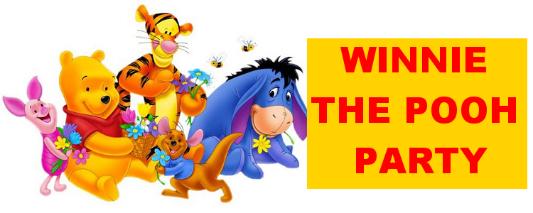 Party Theme Winnie The Pooh
