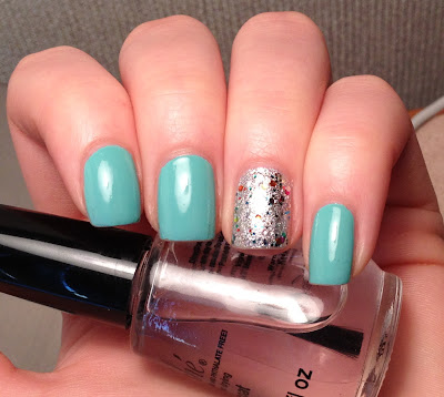 Orly Gumdrop Orly Silver Pixel Nicole by OPI Confetti Fun