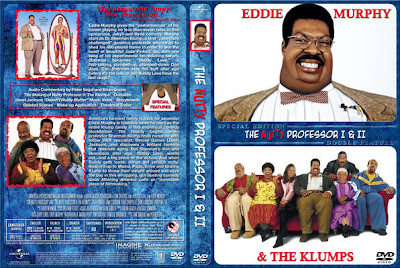 The Nutty Professor DVD