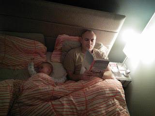Spanie razem z dzieckiem