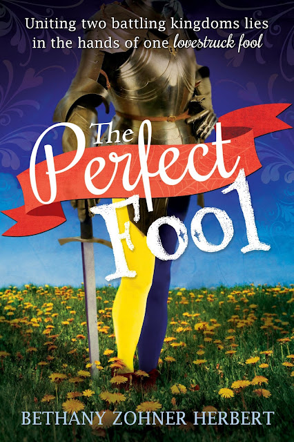 The Perfect Fool is a new YA book that your teen will enjoy. There's a little bit of romance, a lot of comedy, and plenty of intrigue.