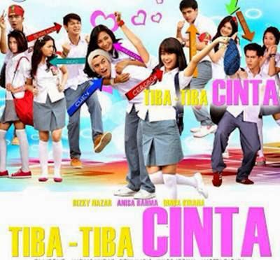 Foto pemain Tiba Tiba Cinta Sinetron SCTV