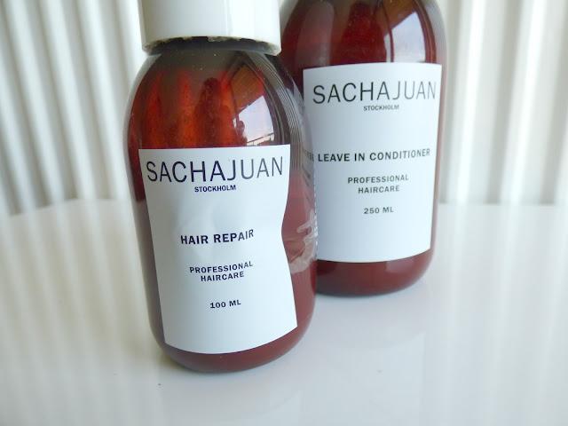 hair repair de Sachajuan