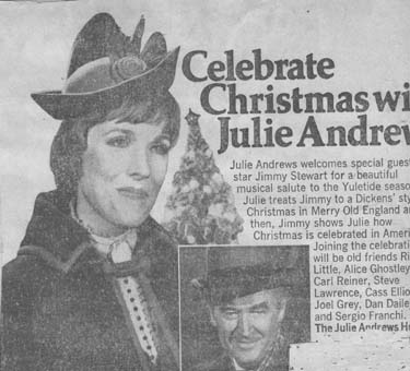 The Julie Andrews Hour: Episode 14 - The Christmas Show with Jimmy ...