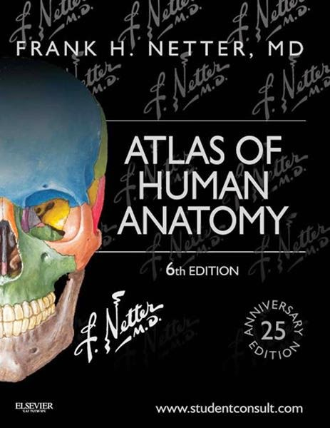 Netter's Atlas of Human Anatomy 6th Edition Download