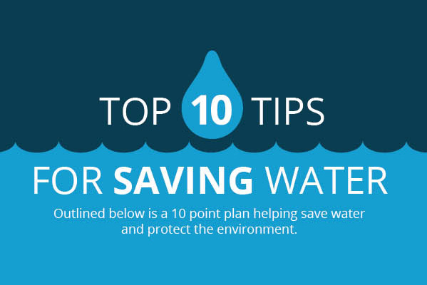 10 Useful Water Saving Tips At Your Home