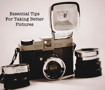 Tips for Taking Better Pictures