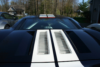 Ford GT Hood Vents