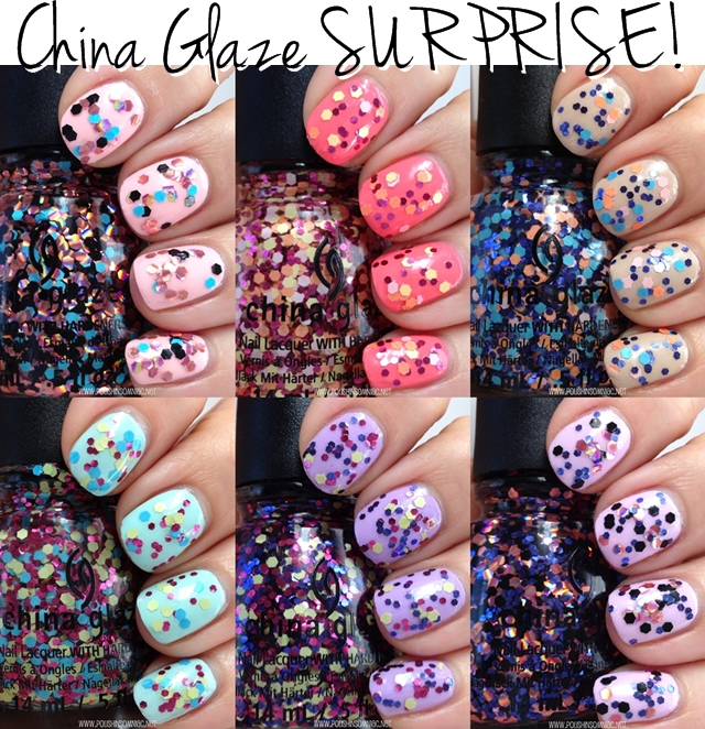 China Glaze Surprise