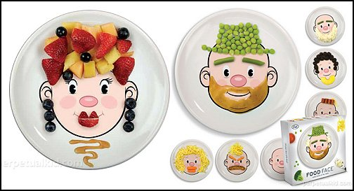 Food face dinner plate ms food face dinner plate food face dinner