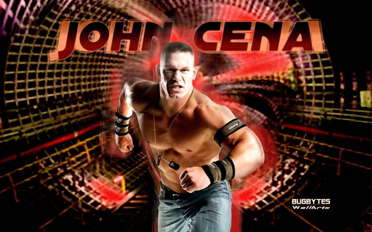 Cena Wallpaper WWE Cool John World Heavyweight Champion