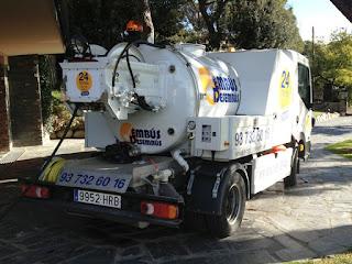 Consiga un camión cuba en Badalona