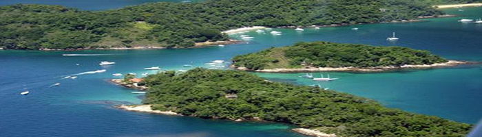 Ilha Grande Rio de Janeiro Brasil