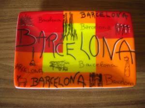 FOTO DEL DETALLE QUE ME REGALÓ MONTSERRAT SALA, EN LA QUEDADA EN BARCELONA EL DIA 10-3-2012