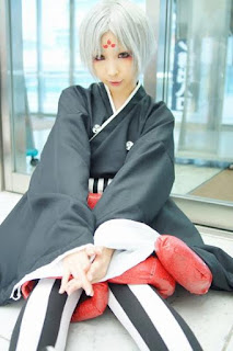 Miiko Cosplay as Inugami Mikoto from Inu x Boku SS