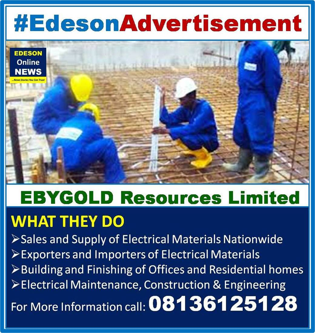 ADVERT: Sales , Supply & Engineering of Electrical Materials for Offices, Homes, Hotel , etc