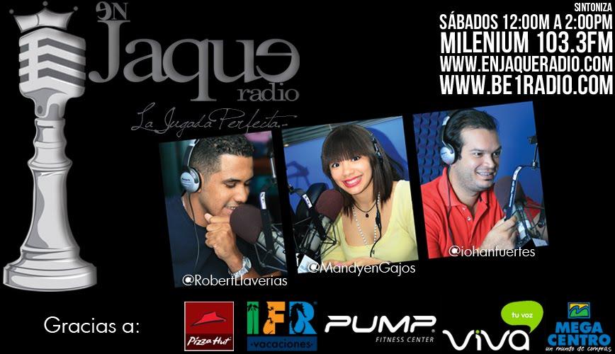 Vía @EnJaqueRadio