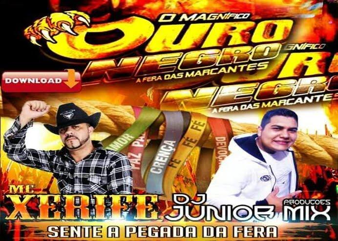 MC XERIFE & DJ JUNIOR MIX - SENTE A PEGADA FERA