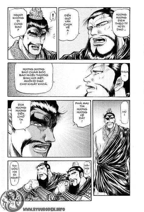 Chú Bé Rồng - Ryuuroden chap 41 - Trang 26
