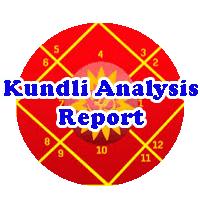 vedic astrologer for kundli reading, kundli analysis report for new year