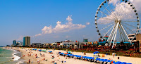 Best Beach Honeymoon Destinations - Myrtle Beach, South Carolina, United States