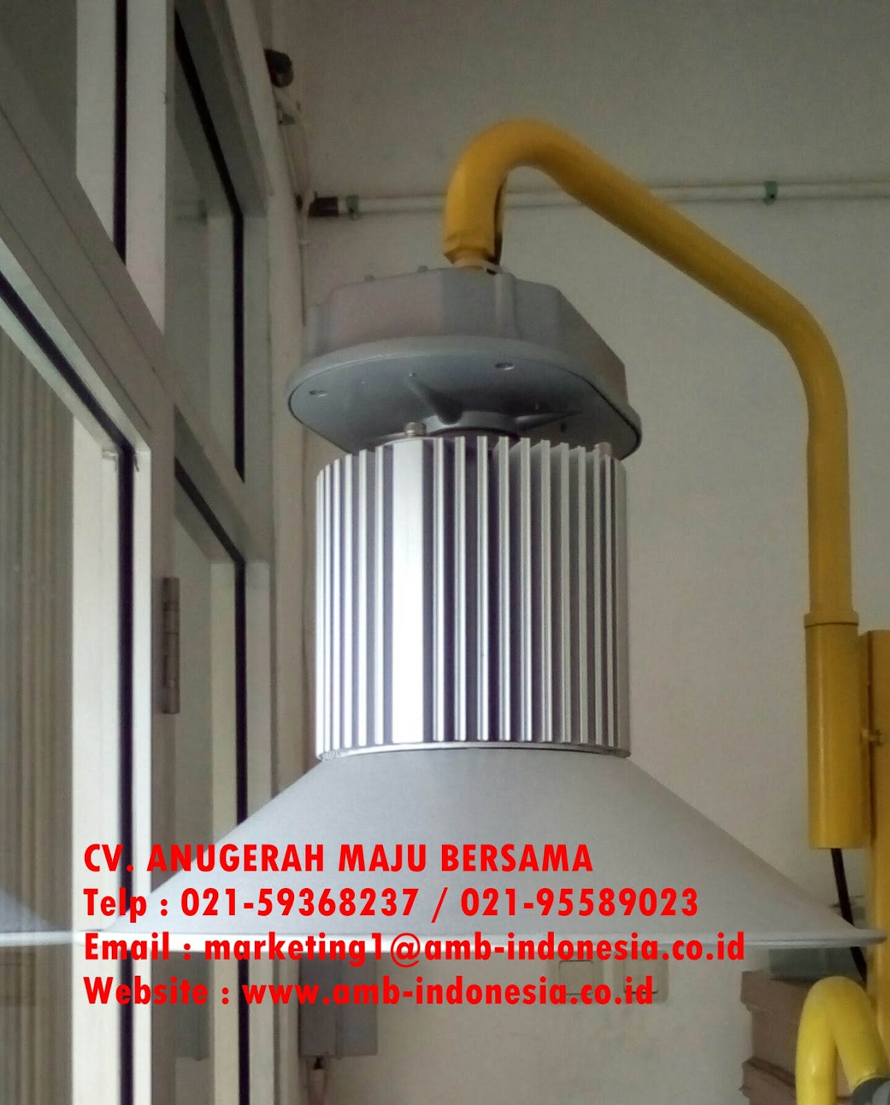 Lampu LED Explosion Proof Non Explosion Proof Jual Lampu