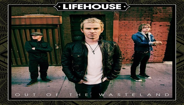 Alien Lyrics - LIFEHOUSE