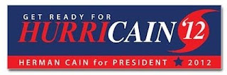 Herman Cain Campaign Buttons/Bumper Stickers HermanCa4