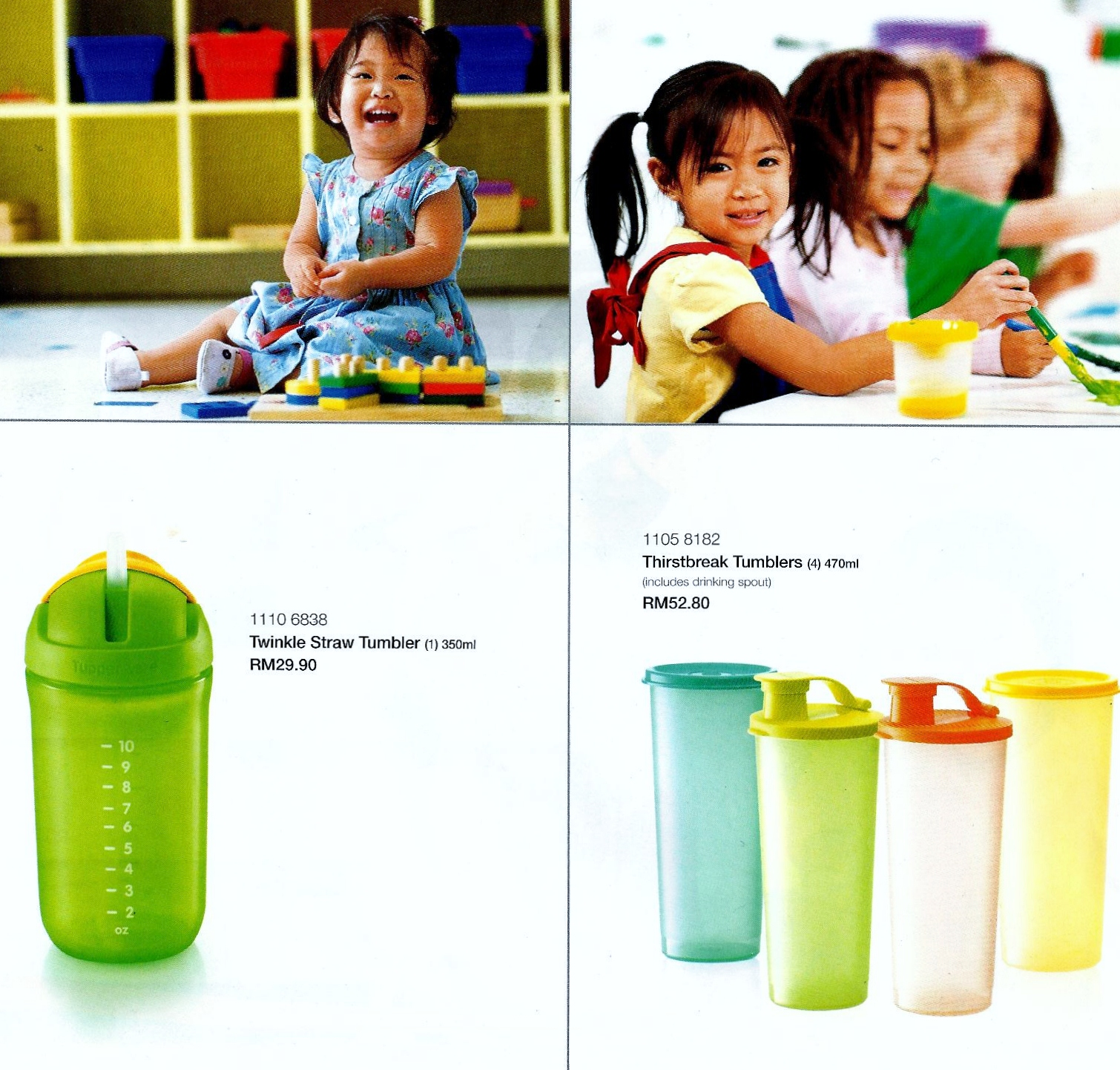 Tupperware Katalog April - May 2013 - Paling HOT dengan produk baru