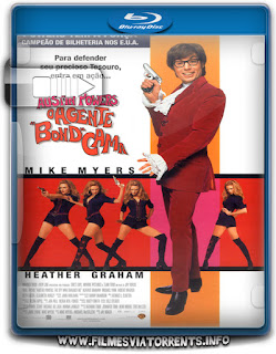 Austin Powers - O Agente 'Bond' Cama Torrent - BluRay Rip 720p Dublado