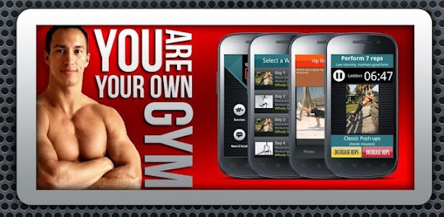You Are Your Own Gym Apk