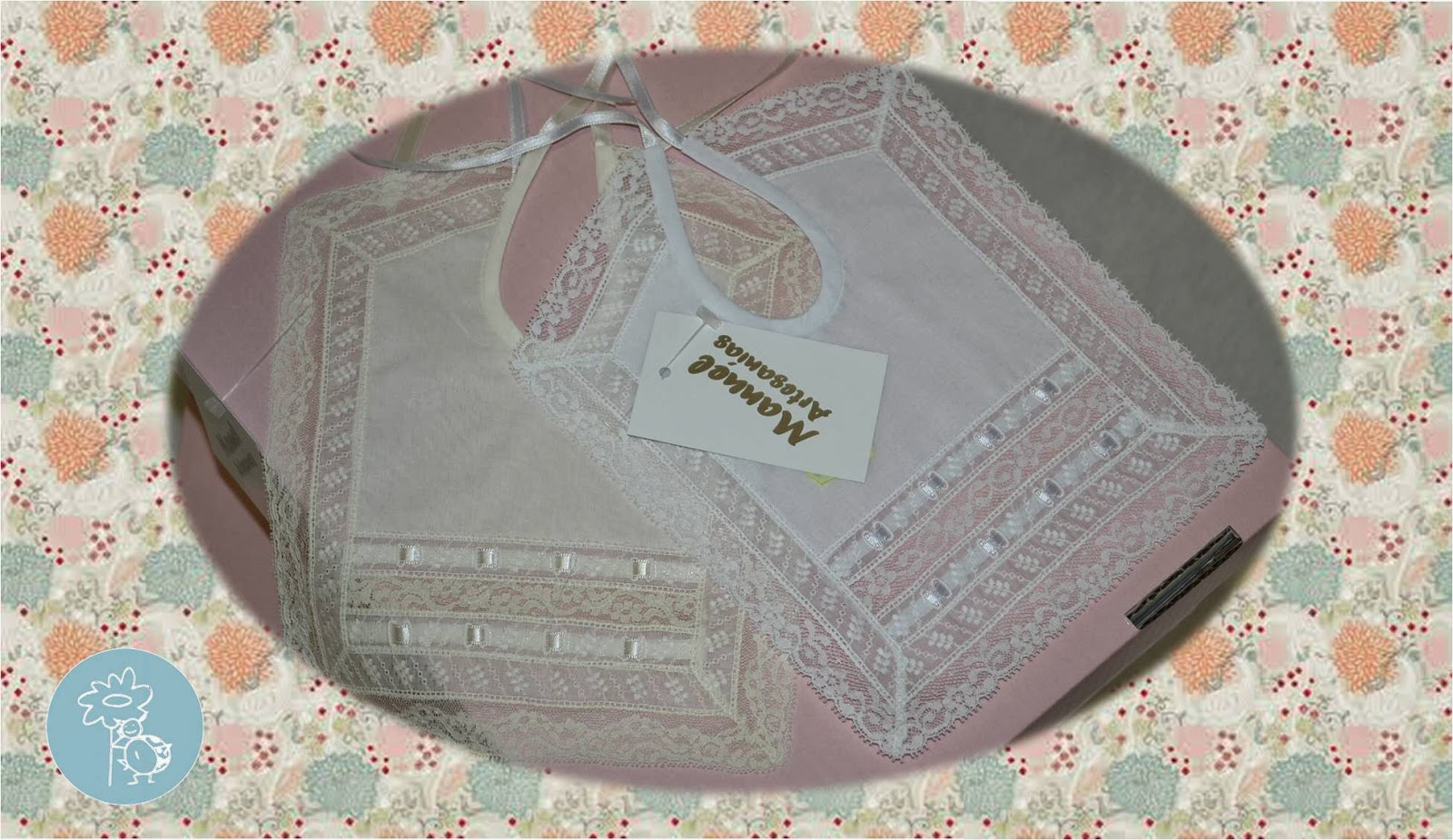 Baberos lenceros de Manuel Artesanía