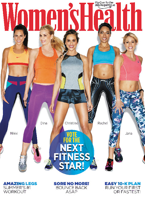 women's health fitness star interview