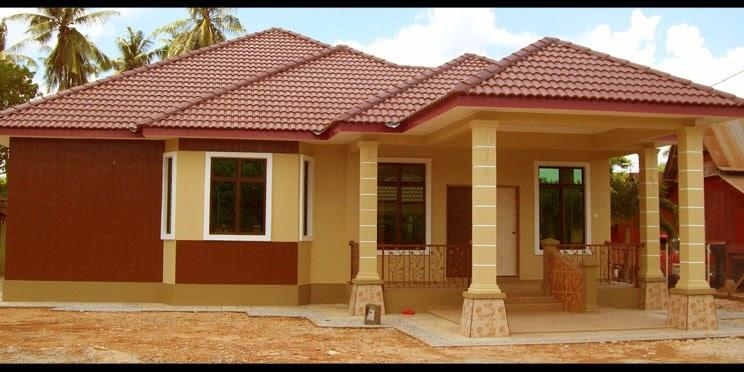 ... Rumah Teres 1 Tingkat | Berkongsi Gambar Hiasan Rumah Teres Setingkat